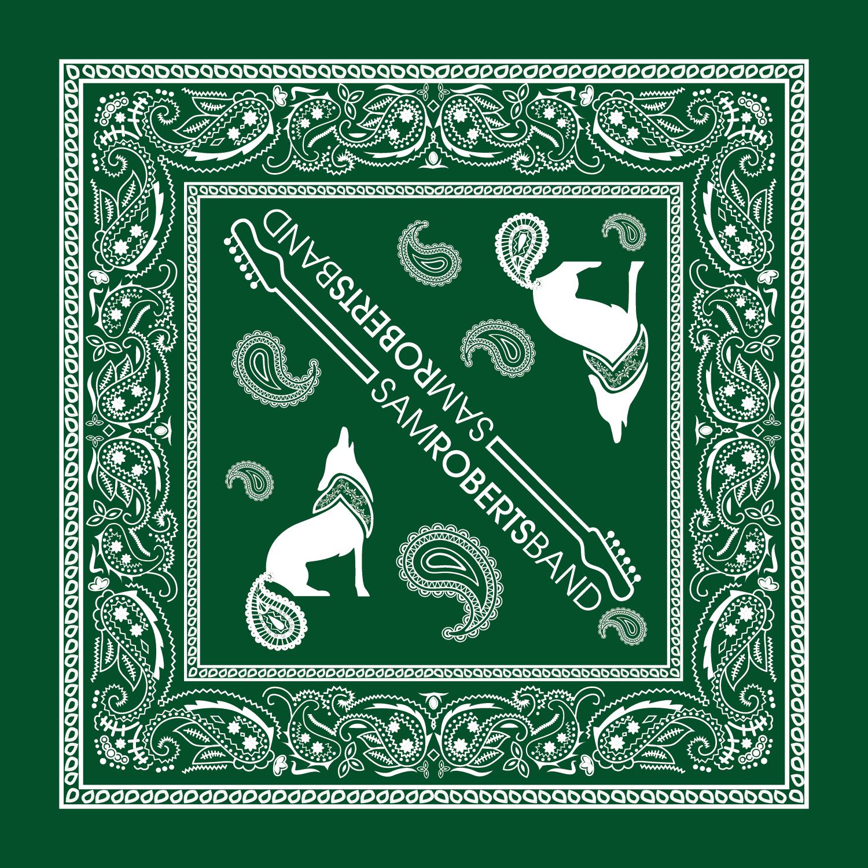 SRB Wolf Logo Ball Cap